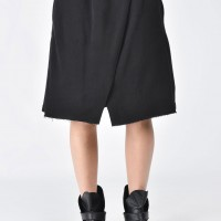 Loose Casual Drop Crotch Shorts A05134