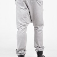 Loose Casual Drop Crotch Harem Pants A05368M