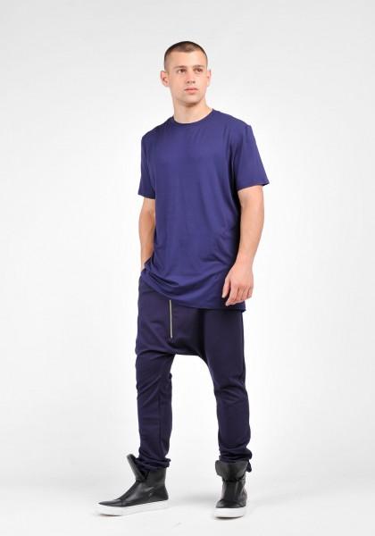 Loose Casual Drop Crotch Harem Pants A05368M