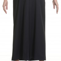Cold Wool Wide Leg 7/8 Pants