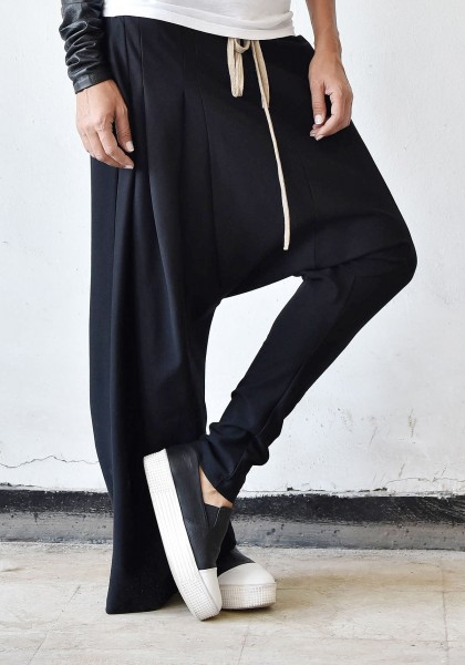 Wide Leg Straight Leg Pants A05772