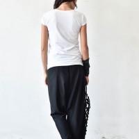 Wide Leg Straight Leg Pants A05772