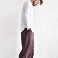 Loose Linen Harem Pants A05131M