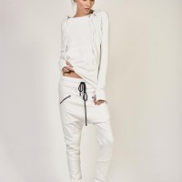 Pants - Loose Drop Crotch Pants A05313