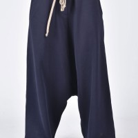 Deep Drop Crotch Pants A05527M