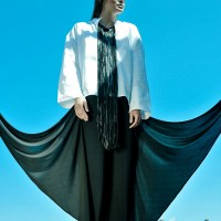 Extravagant Wide Leg Skirt Pants A05595