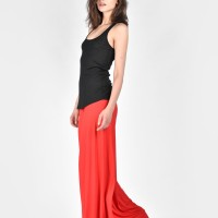 Wide Leg long pants A90066