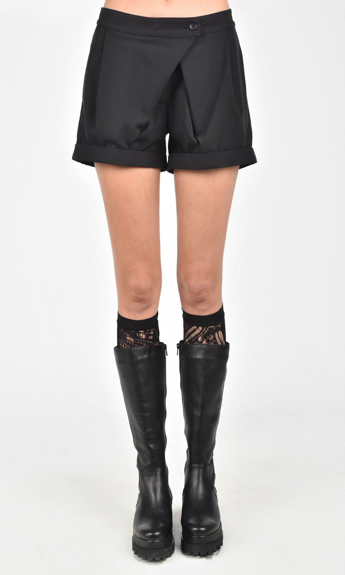 Stylish Cold Wool Shorts A05764