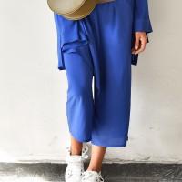 Elegant 7/8 Straight Pants A90311