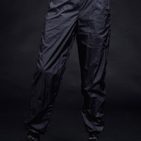 Casual cuffed jogger pants A90428