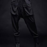 Sexy Satin Set - Top and Pants A90500