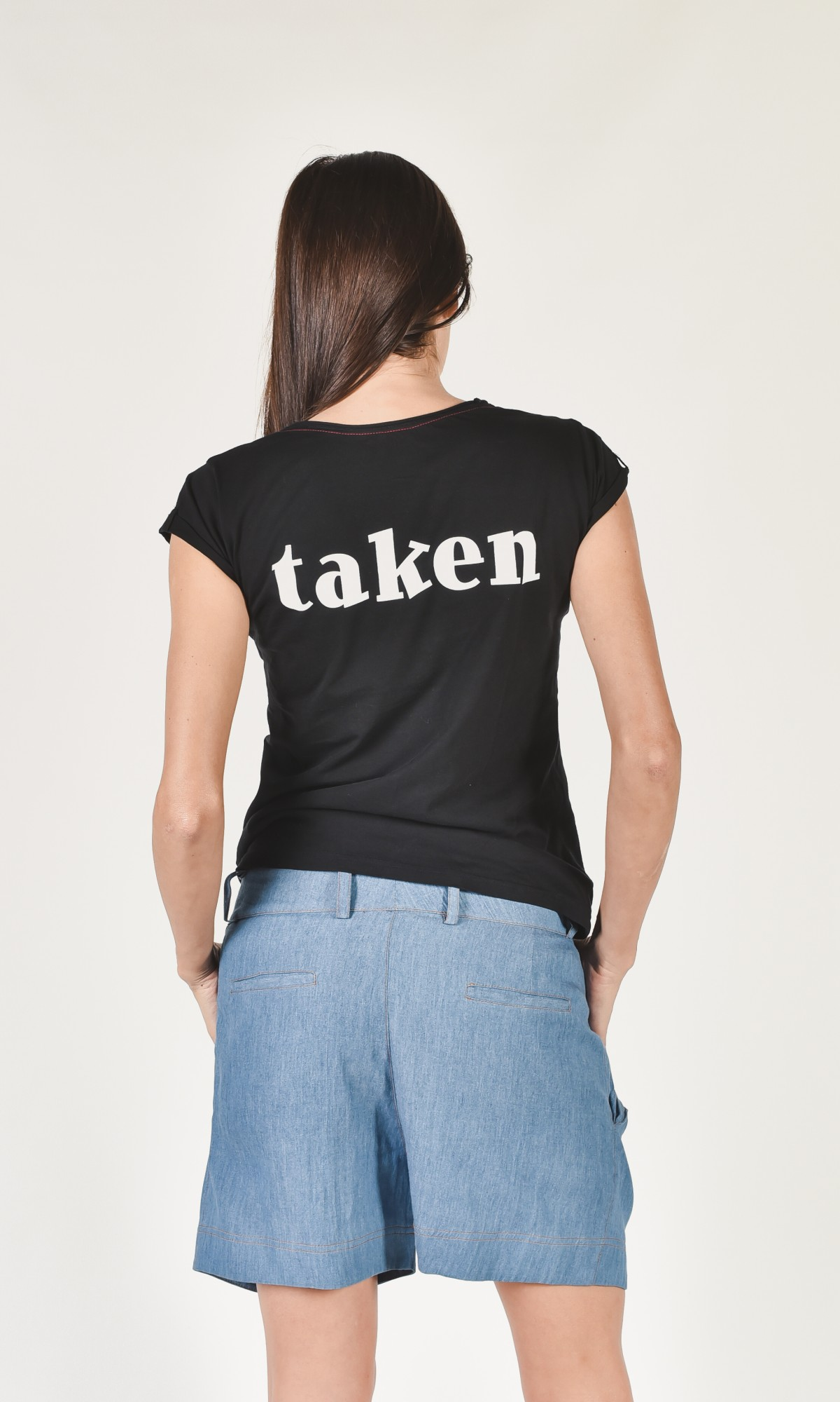 Printees - Taken Back Print T-shirt A224000420