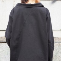 Asymmetric Loose Shirt