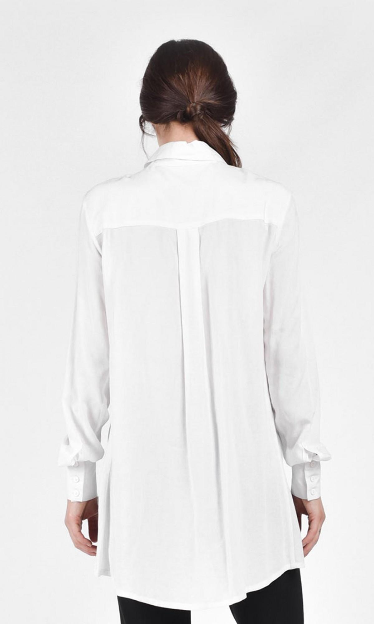 Classic Elegant White Shirt