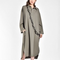 Extravagant Long Shirt Dress A11601
