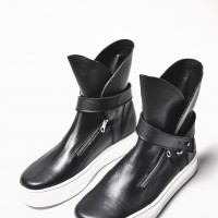Genuine Leather Sneakers A15345