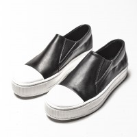 Genuine Leather Sneakers A15204