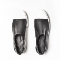 Footwear - Genuine Leather Sneakers A15204