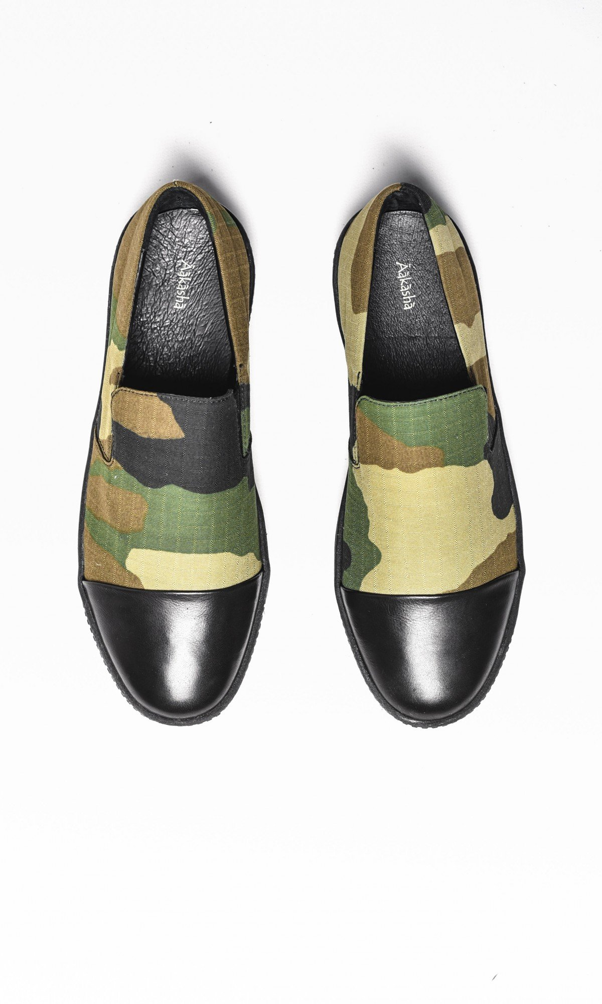 Camouflage Sneakers A15205