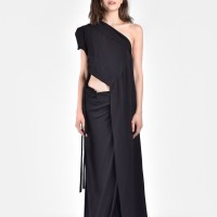Light maxi Wrapping Skirt A90078