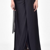Light maxi Wrapping Skirt A09634
