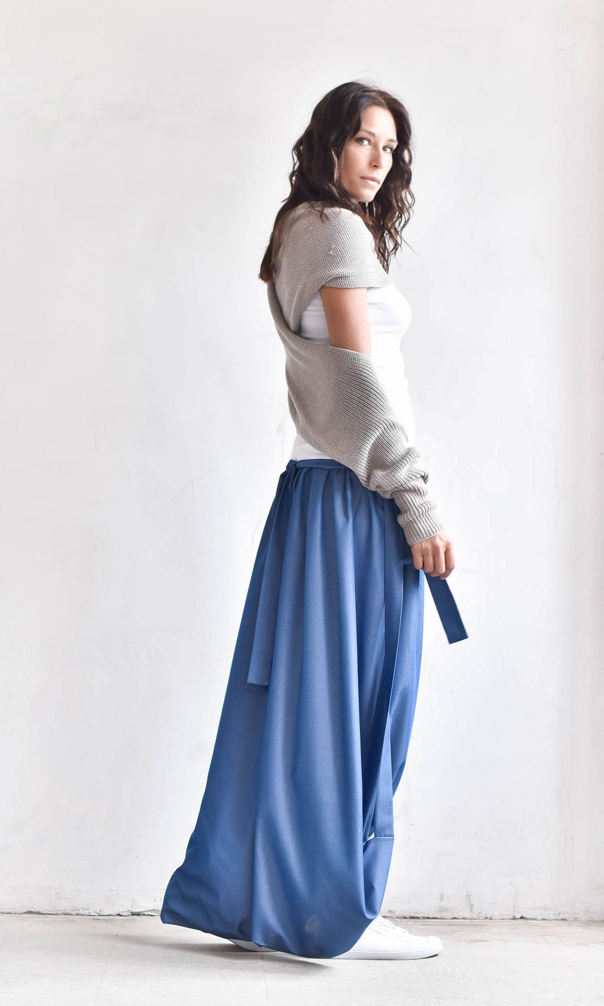 Sexy Extravagant High Low Skirt A90365