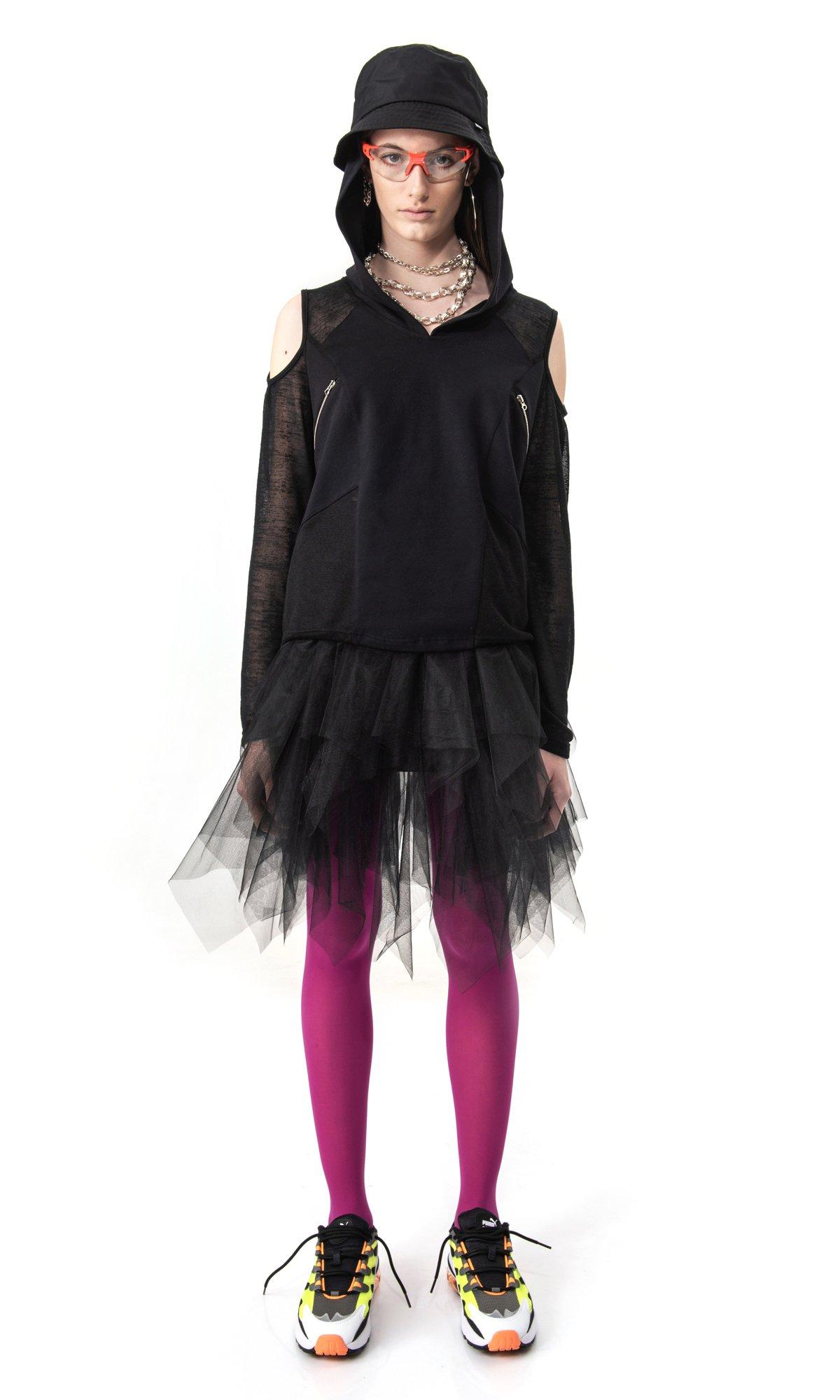Short Tulle Tutu Skirt A90558