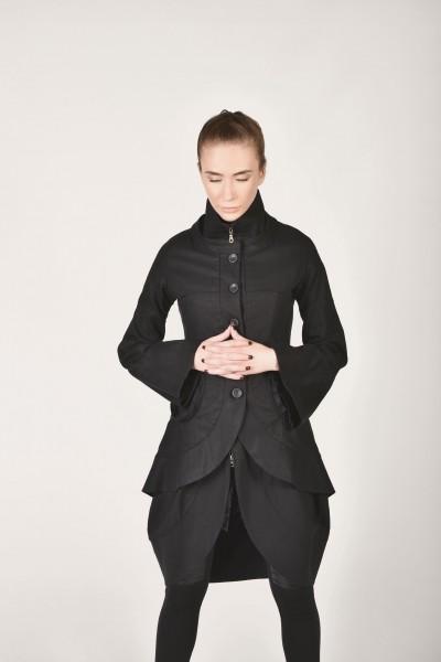 Extravagant Linen Jacket A90052