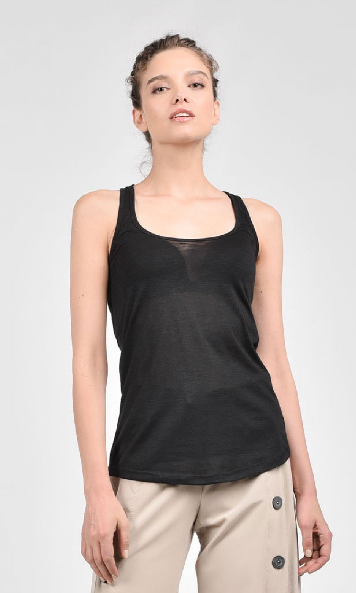 Racer Back Tank Top A90163