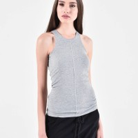 Aakasha basic regular Fit  Racer BackTank Top A90234