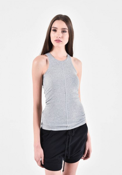 Aakasha basic regular Fit  Racer BackTank Top A04746