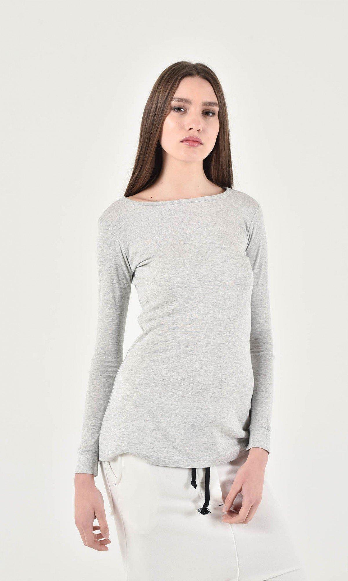 Aakasha basic regular Fit Long Sleeve Top A90235