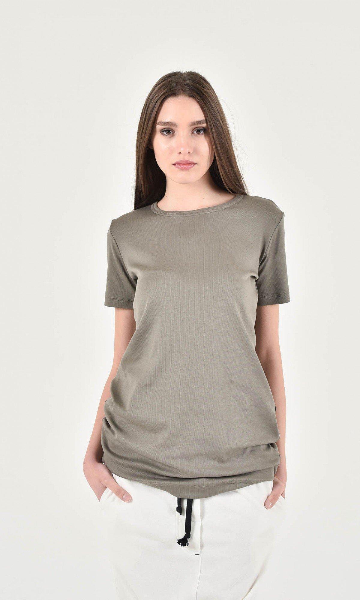 Aakasha basic regular Fit Short Sleeve Top A90236