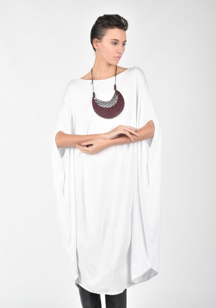 Sexy Sleeveless Maxi Tunic A90168