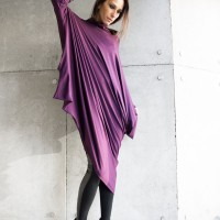 Oversize Long Sleeves Tunic A90390