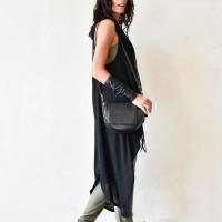 Loose Fully Knit Vest A02225