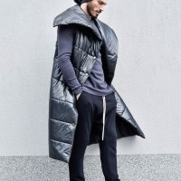 Quilted Asymmetric Short Jacket A20675M