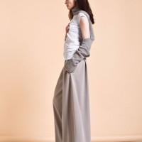 Knitted Long Sleeve Bolero/Shrug A18736