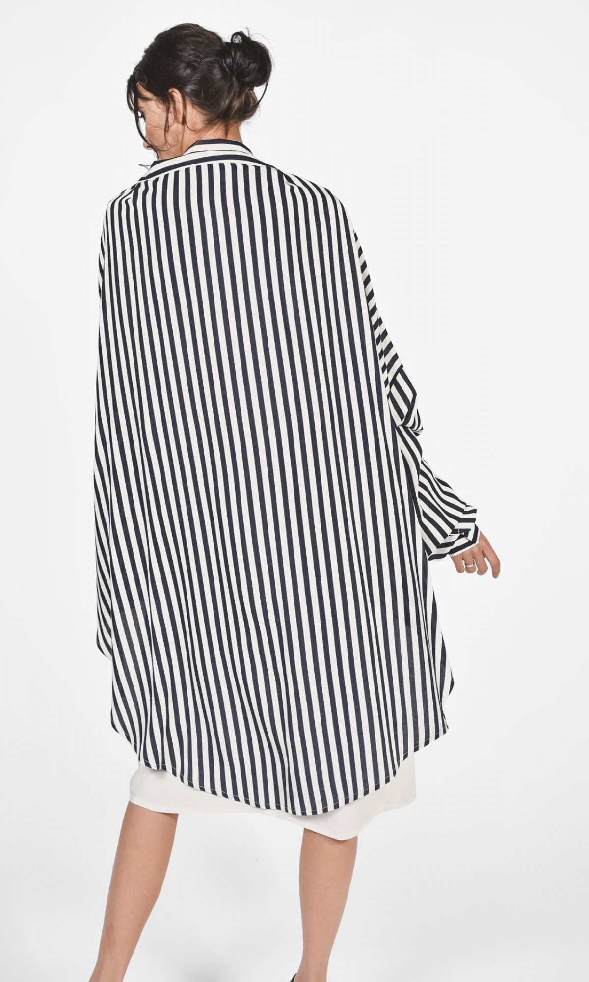 Multi Wear Shirt Dress