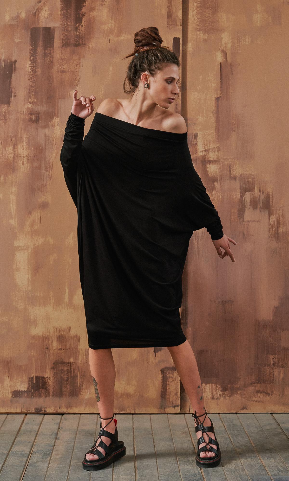 Multi Way Midi Dress