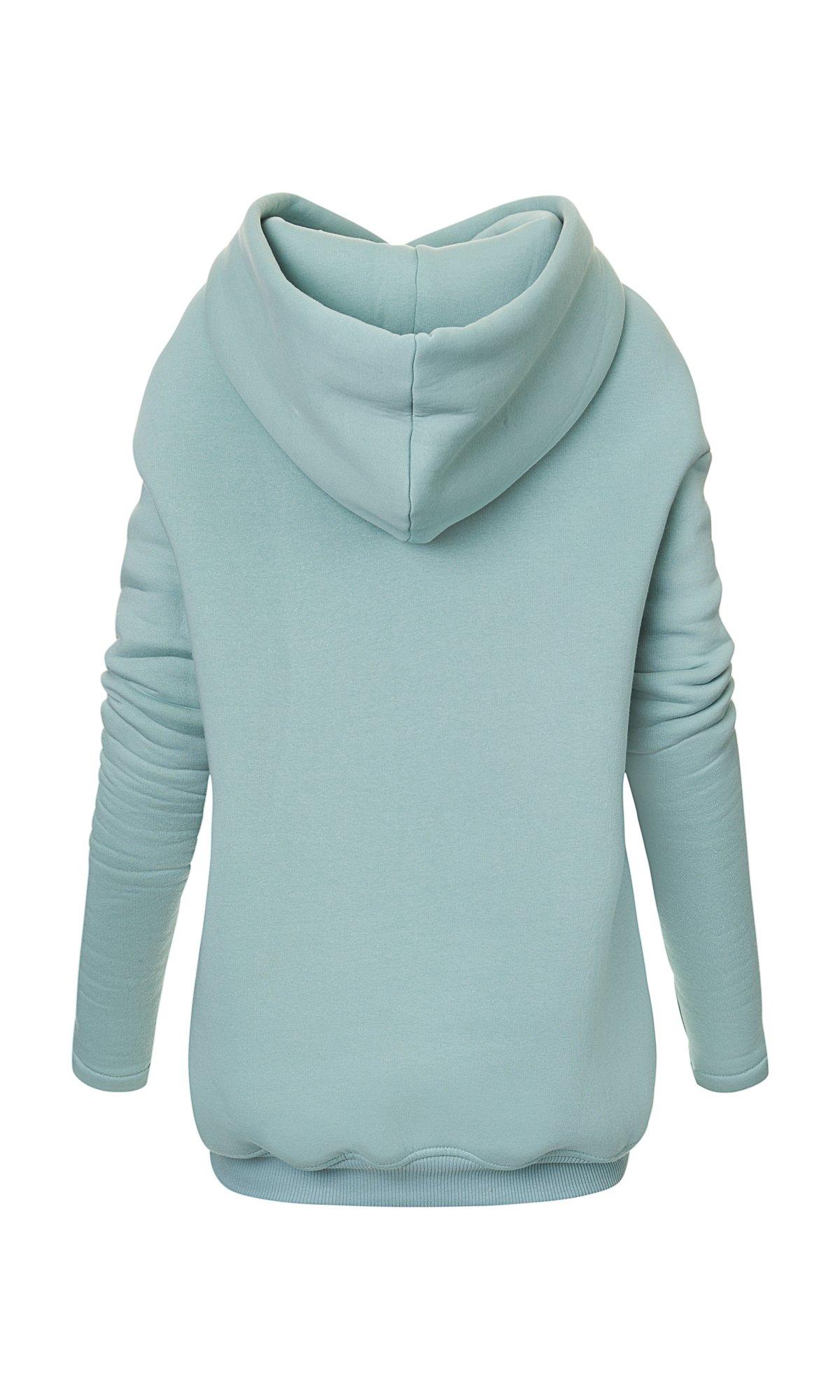Drop Shoulder Oversized Hoodie