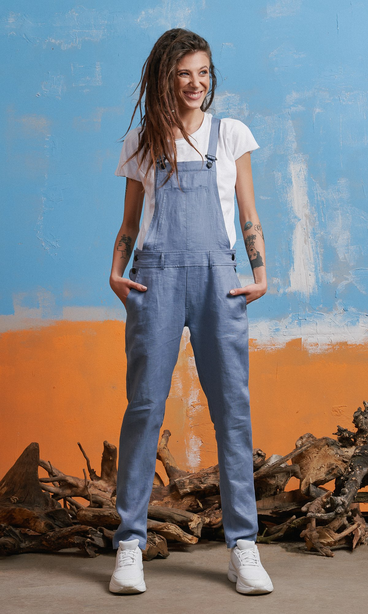 Linen Classic Overall