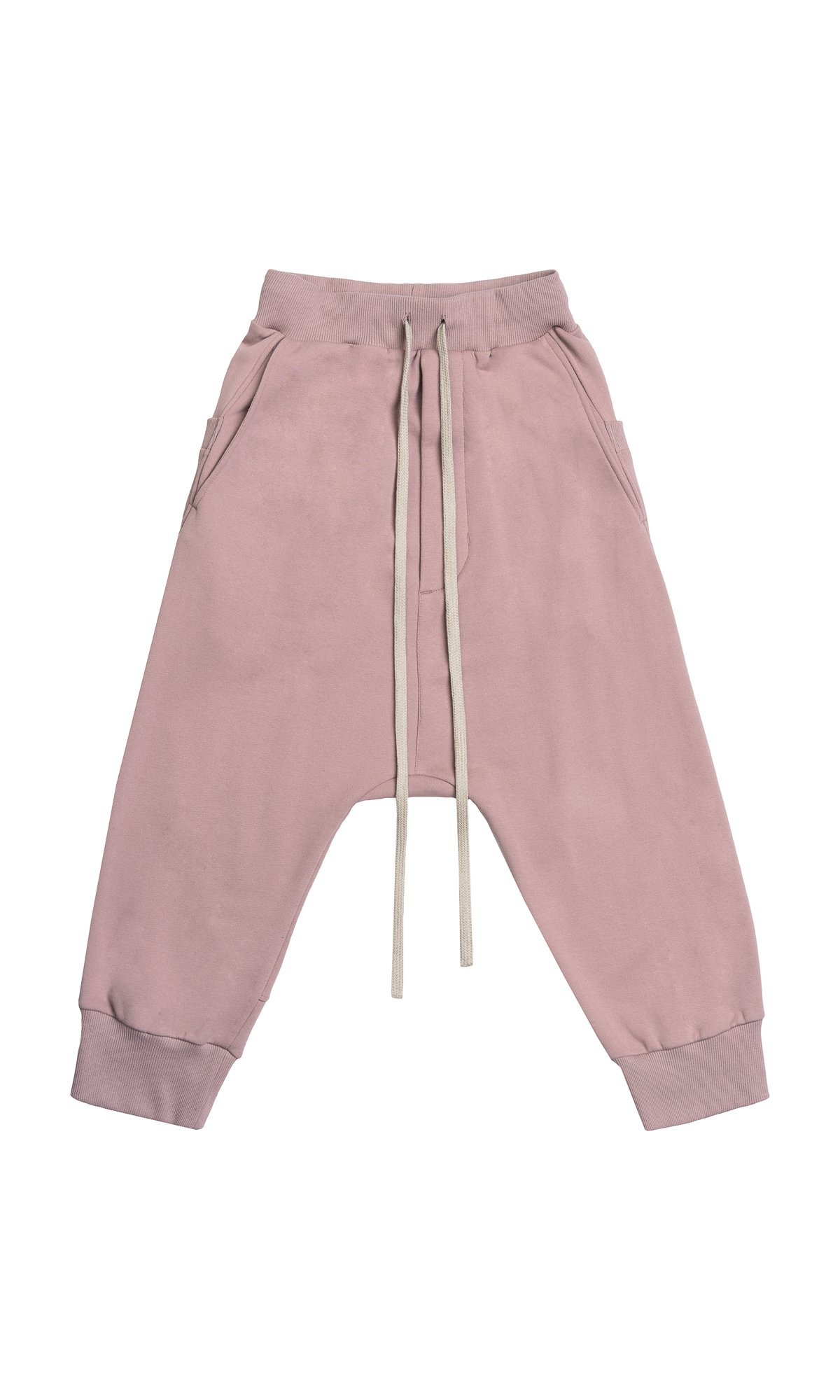Knee Length Cotton Joggers