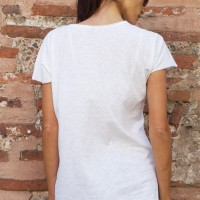 Printees - White T-shirt A224000074