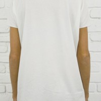 Printees - Same chic, different day Hot Cream T-shirt A224000230