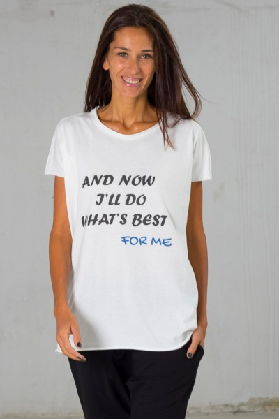Hot Sexy White T-Shirt A224000004