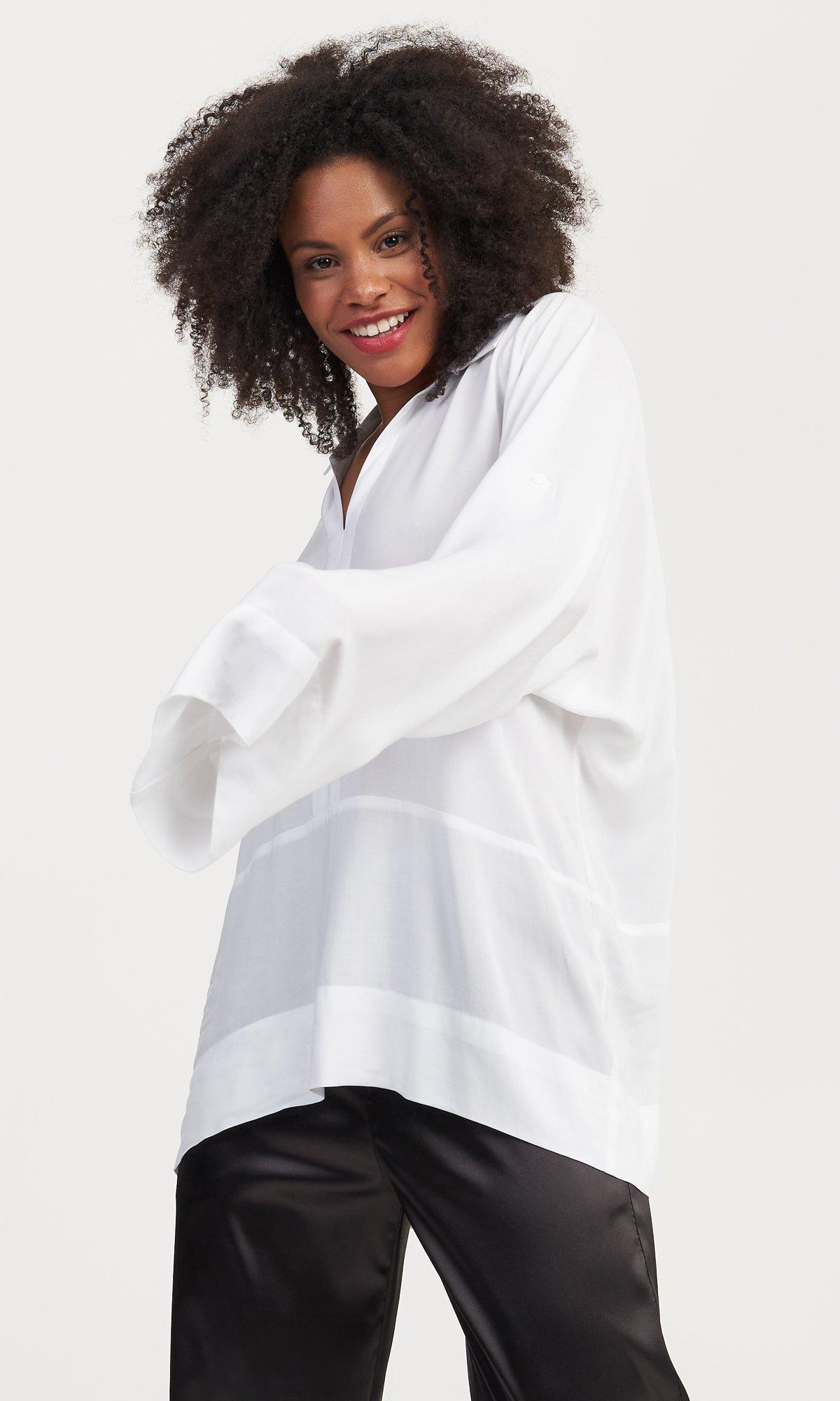Extra Long Sleeves Shirt