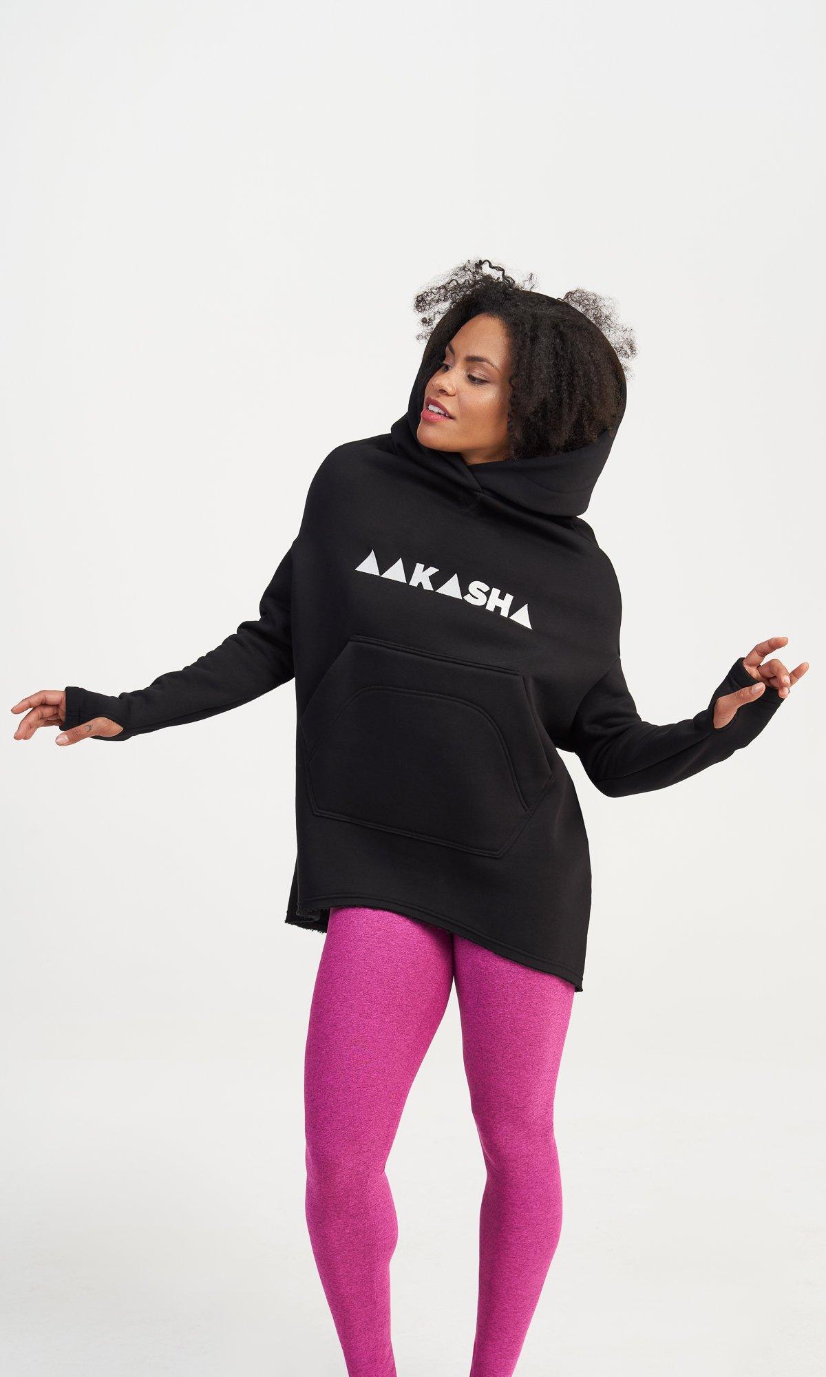 Soft Aakasha Logo Hoodie