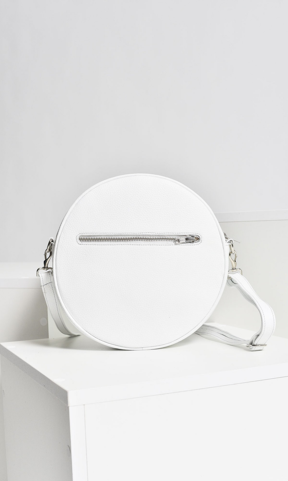 Aakasha Small Crossbody Circle Bag A90484