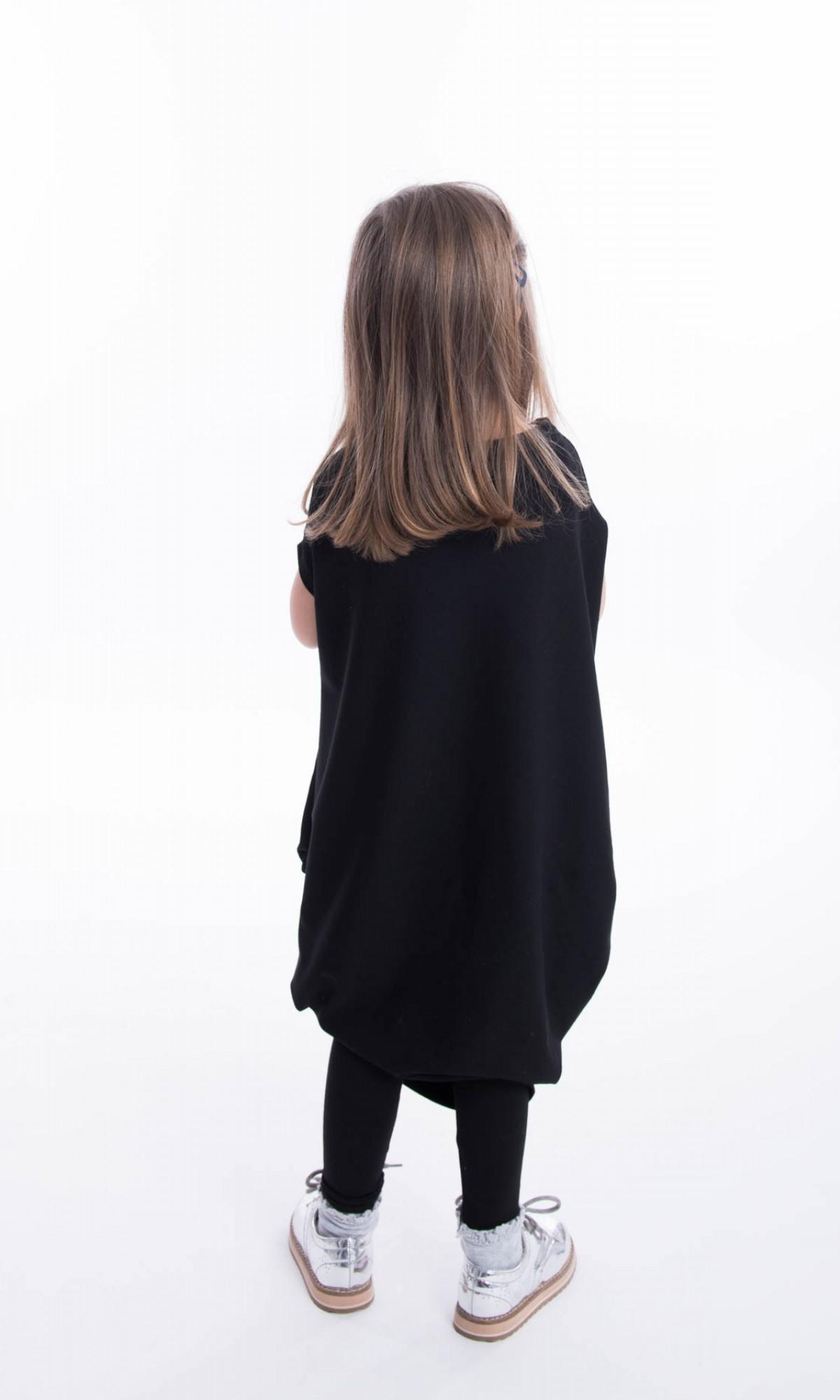 Cute Sleeveless Tunic Top A02209C